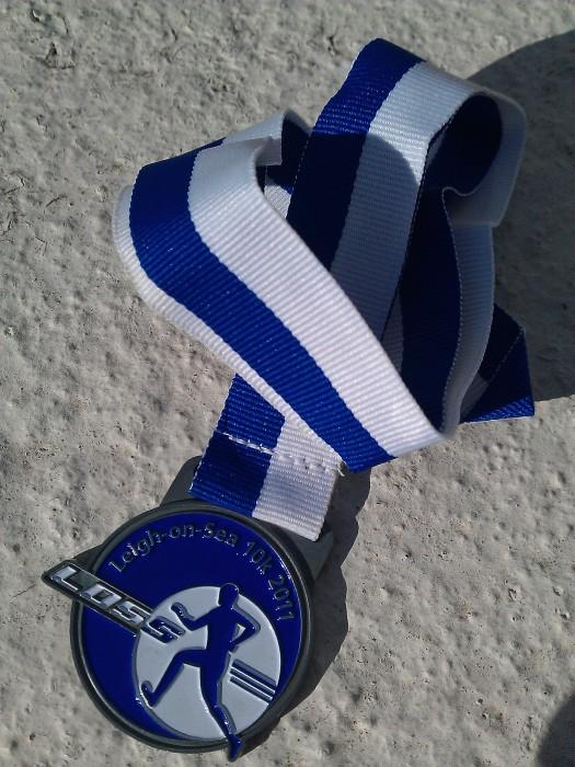 My medal :)