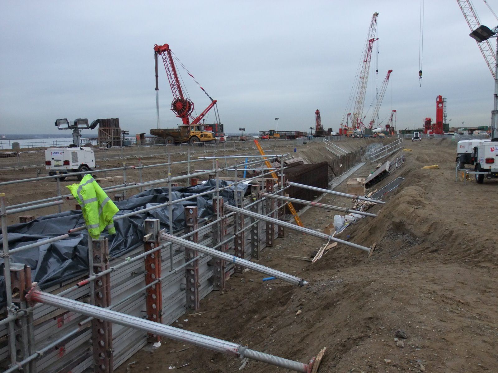 Phase 1 Quay Steams Ahead at London Gateway | andrew kenyon