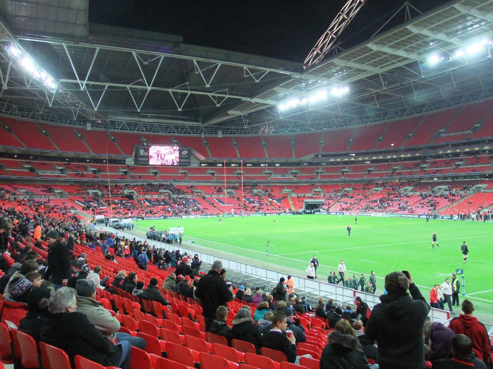 Csp Car Park Wembley