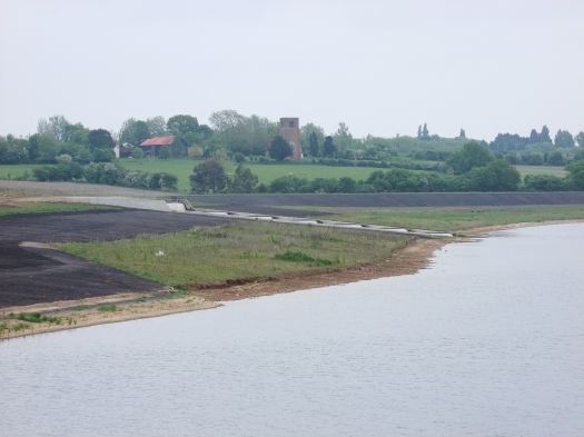 The new Broad Meadows inlet structure