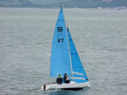 Old fashioned sailing