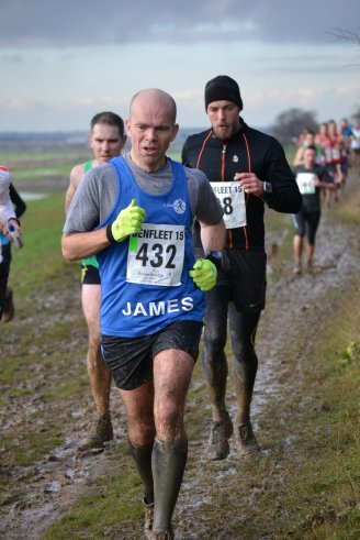 James Burns of Leigh on Sea Striders