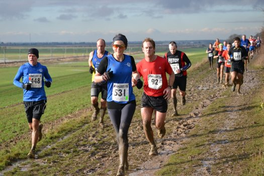 Elisabet Frankenberg of Leigh on Sea Striders