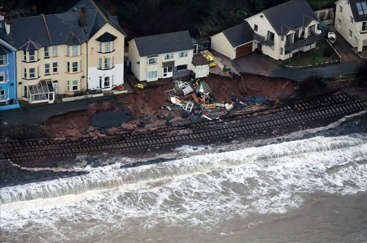 dawlish collapse